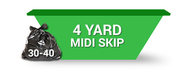 4 yard midi skip