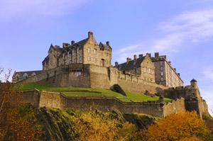 skip hire Edinburgh Castle