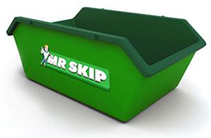 skip hire Edinburgh green skip